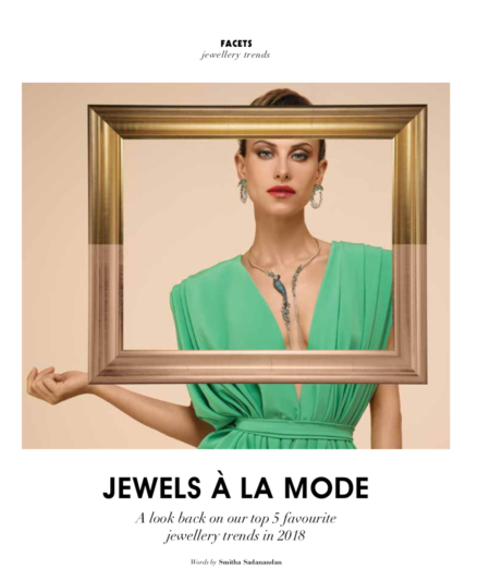 Jewels ala mode-2018-trends